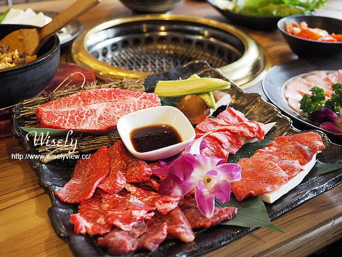 【食記】台北大安。捷運東門站:YORK約客頂級燒肉@盛合套餐燒肉組合&巧遇港姐張秀文