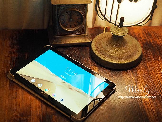【開箱】3C。樂金平板電腦:LG G TABLET II 10.1 FHD (V935T)@Full HD面板、2.26四核心處理器、可雙視窗同時瀏覽閱讀、待機長達740小時