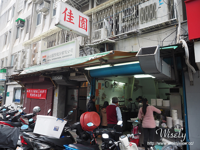 【食記】台北中正。捷運善導寺站:佳園排骨麵@厚切美味肉大塊的平價美食