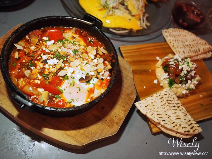 台北大安。Toasteria Café (吐司利亞咖啡3號店)︱帕里尼三明治 + 輕食Pasta + 特色調酒~最好吃的地中海氛圍餐廳