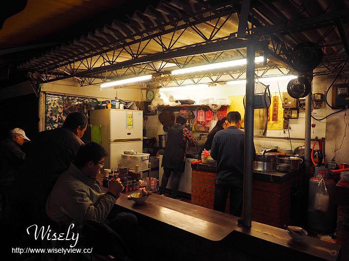 【食記】台北大同。捷運大橋頭站:延三夜市美食@高麗菜飯&原汁排骨湯~懷舊灶頂小吃
