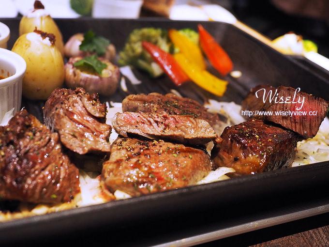 【食記】台北中山。捷運中山站:Le Meilleur 樂慕亞牛排館(林森店)@24小時營業牛排簡餐宵夜