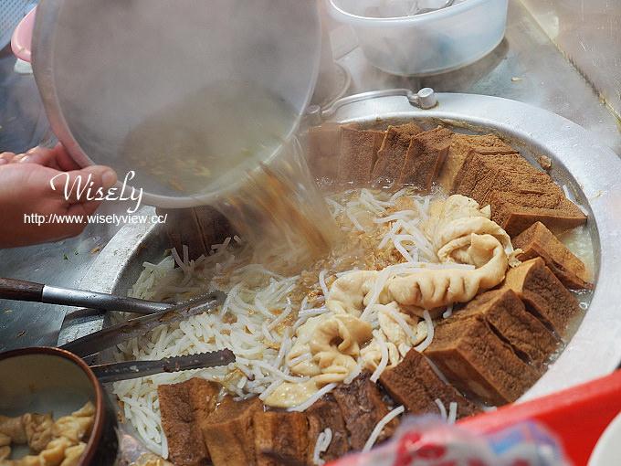 【食記】台北中正。捷運西門站:南機場夜市@大腸麵線、雞絲麵、米粉湯&黑白切