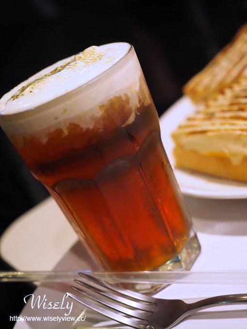 【食記】台北中正。捷運善導寺站@華山市場@丘比手作土司早午餐(Cube Brunch)