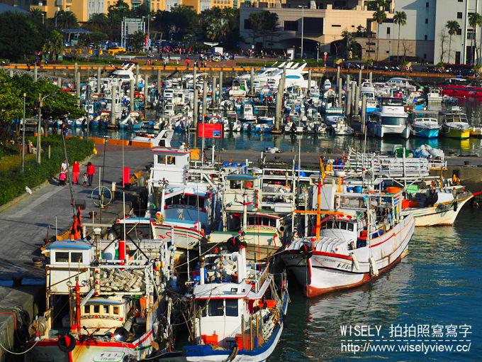 【遊記】新北市。淡水三芝一日遊:黑殿排骨飯、漁人碼頭情人橋、長角96牛排
