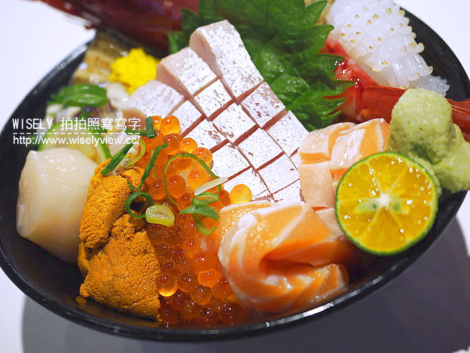 【食記】新北永和。捷運永安市場站:好聚會日式料理(丼飯、定食和壽司)@永和四號公園