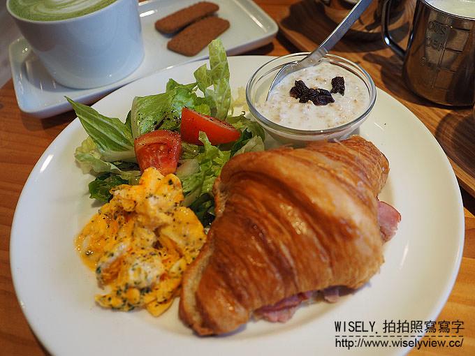 【食記】台北中山。捷運松江南京站:Fika Fika Café@伊通街裡冠軍光環的北歐風咖啡館