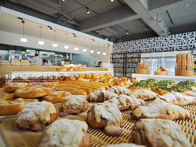 【食記】台北大同。捷運圓山站:麵粉和言@職人野上智寬高質感日系烘培麵包
