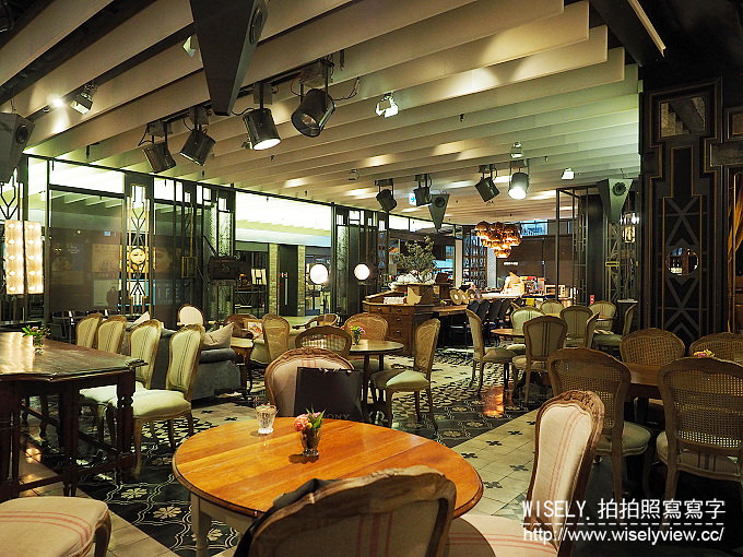【食記】台北信義。捷運市政府站:VVG Action好樣情事(誠品松菸)@電影片場概念餐廳