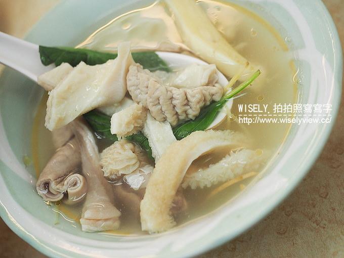 【食記】台北中正。捷運古亭站:南昌路牛雜@近一甲子的在地老店小吃