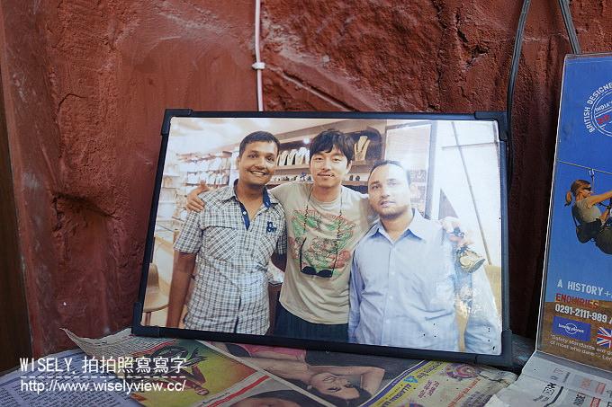【旅行】2012印度、尼泊爾自助行-03:沙漠騎駱駝看夕陽、梅蘭加爾堡、賈斯旺薩達陵墓、(久德浦)藍屋招待所