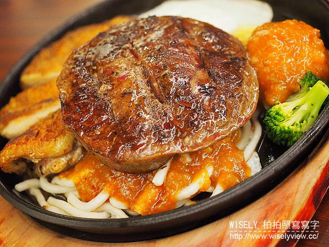 【食記】台北文山。捷運景美站:景美夜市@injoy獨特牛排館