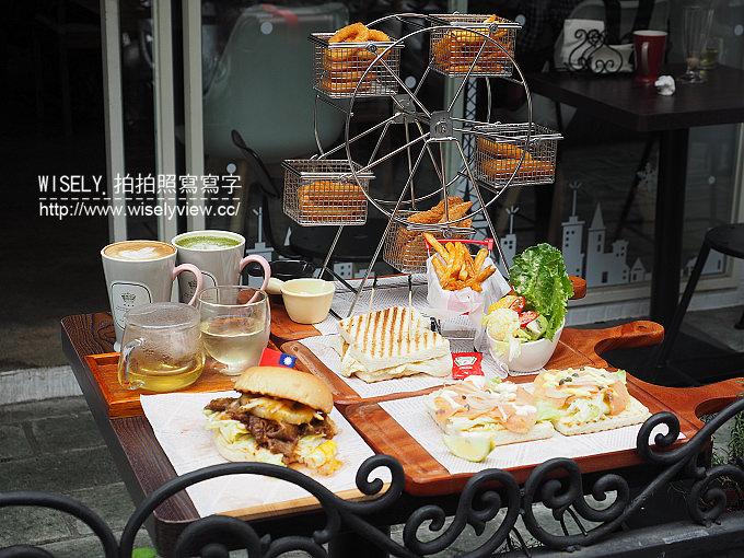 【食記】台北中山。捷運雙連站:徒步3分-小食光@平價早午餐的上班族輕食