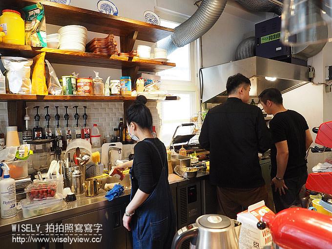 【搬家】台北中山。捷運雙連站:徒步3分-小食光@平價早午餐的上班族輕食