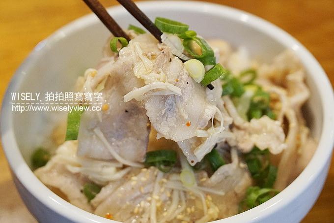 【食記】台北大安。捷運古亭站:佐藤精肉店@師大泰順街裡來自日本的燒肉豚丼