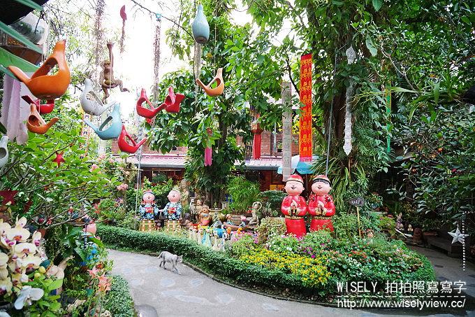 【旅行】2016泰國清邁清萊六日遊-02:湄沾溫泉、勝獅公園(午餐)、清萊玉佛寺、清萊傳奇酒店、明萊王紀念碑、清萊曼特里尼酒店(下榻)、孟美餐廳(晚餐)、清萊夜市購物逛街