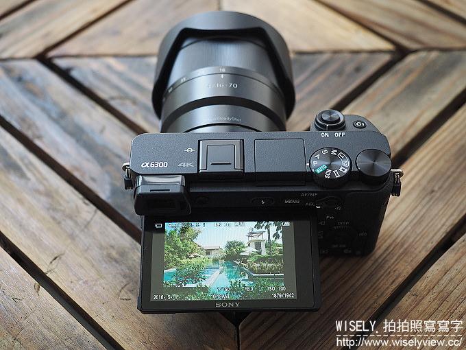 【分享】相機。索尼:Sony A6300一機三鏡@泰國清邁拍攝使用心得&實拍作品分享