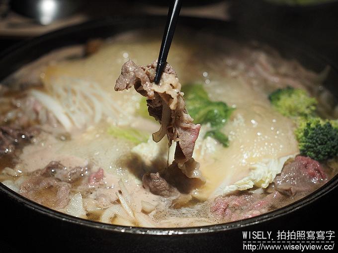 【食記】台北中正。捷運古亭站:一番地壽喜燒(古亭店)@平價肉食吃到飽餐廳
