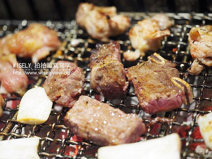 【食記】台北大安。捷運忠孝敦化站:櫻花羿日式炭火燒肉@平價吃到飽內容普通