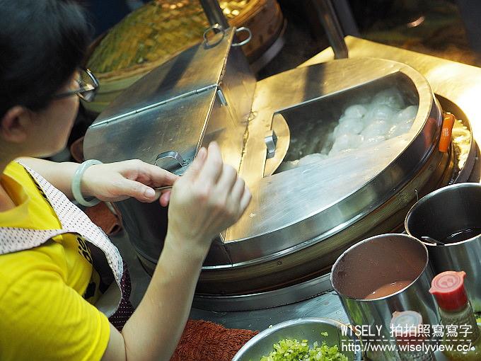 【食記】新北新店。捷運新店站:(光明街美食)高雄肉圓@在地近30年特色竹籠清蒸口味