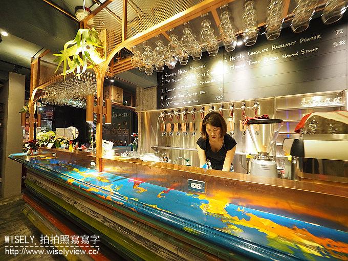 【食記】台北大安。捷運六張犁站:URBN culture@特色西式料理蔬食酒吧餐廳