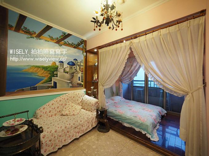 【住宿】高雄市。前鎮區:米果的家主題套房:捷運三多商圈站一帶,37樓高廣濶景觀