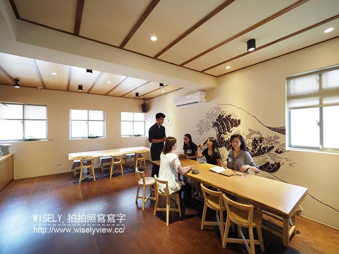 【食記】宜蘭縣。礁溪鄉:里海咖啡(里海Cafe)@溫泉區裡隱藏版和風漁獲料理餐廳
