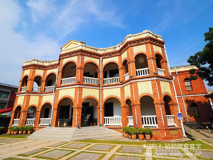 【遊記】台南市。東區:台南知事官邸、衛民街地下道@懷舊日式和洋古蹟建築與咖啡沙龍