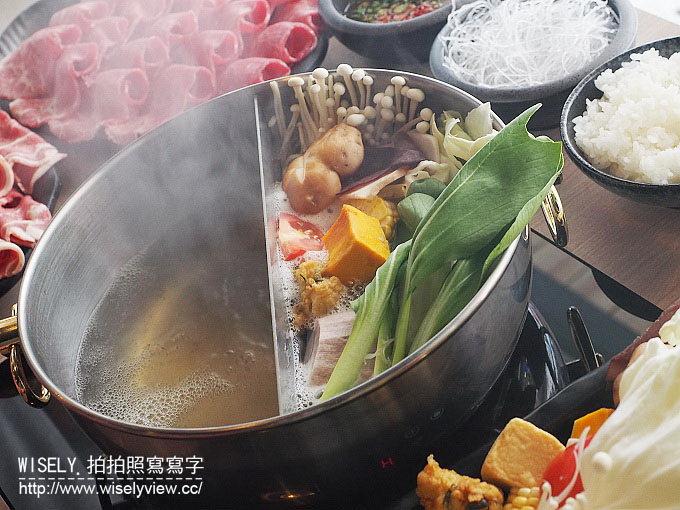 【食記】台北大安。捷運國父紀念館站:大初 Shabu Shabu (東區美食)@清爽湯頭涮涮鍋,主打肉食愛好者