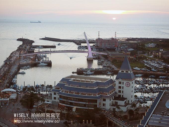 【住宿】新北市。福容大飯店 淡水漁人碼頭:「擁抱夏日 無敵海景」@享樂住房專案