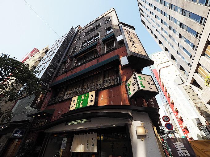 【旅行】日本本州。東京銀座:銀座七丁目花椿通り 椿屋珈琲店@大正時期的復古懷舊風味