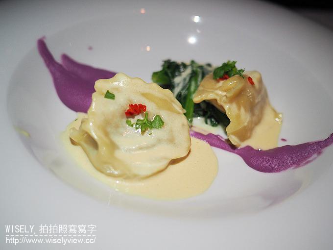 【食記】台中亞緻大飯店。Hotel One Taichung:Top of One 46F 頂餐廳(草悟道美食)@乾式熟成牛排~情人浪漫夜聚餐首選