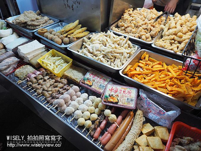 【食記】台北大安。捷運信義安和站:通化街夜市@魏記水餃、手作芋頭牛奶、鳳記鹹酥雞