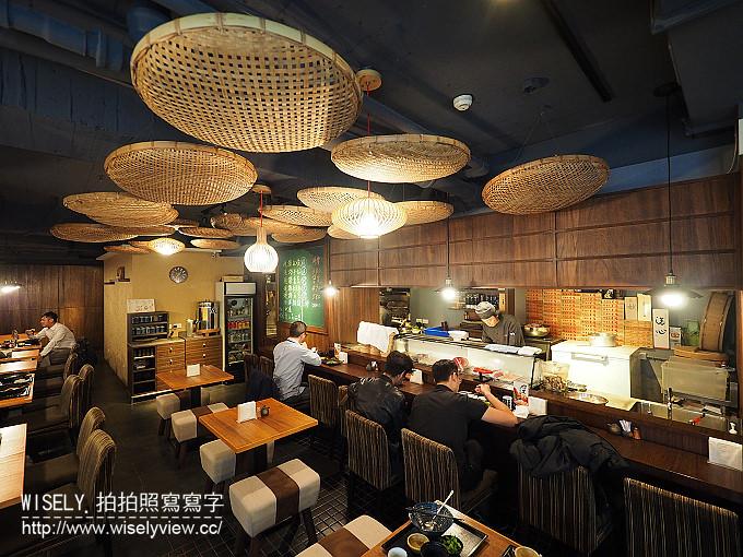 《台北中山區/捷運中和新蘆線/捷運行天宮站美食》丼屋(日式蓋飯) @風格懷舊的日式簡餐店