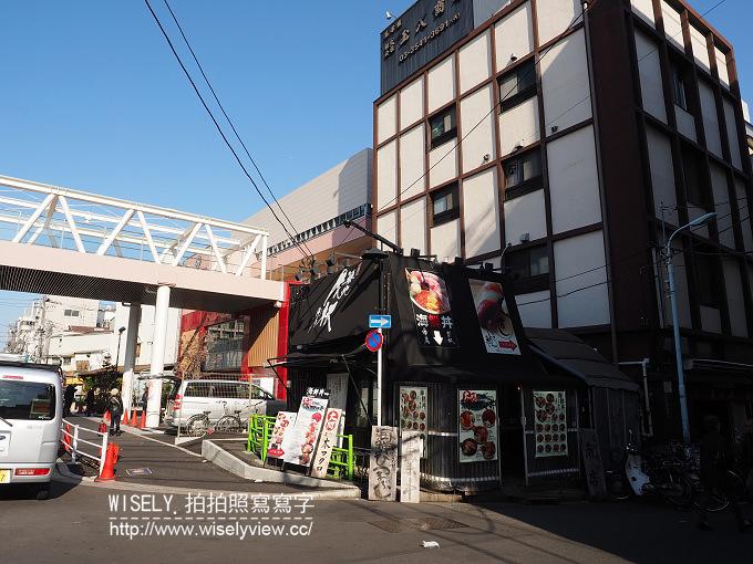 《東京自由行》築地市場策散隨拍&美食分享@草莓大福、海鮮串燒、燒鳥串烤(鳥藤)、玉子燒(山長)、現握壽司(壽司清)