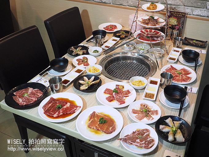 《桃園市。吃到飽燒肉》玖樓燒肉料理@安格斯翼板、松阪豬、生蠔等,澎湃好料食材任你點