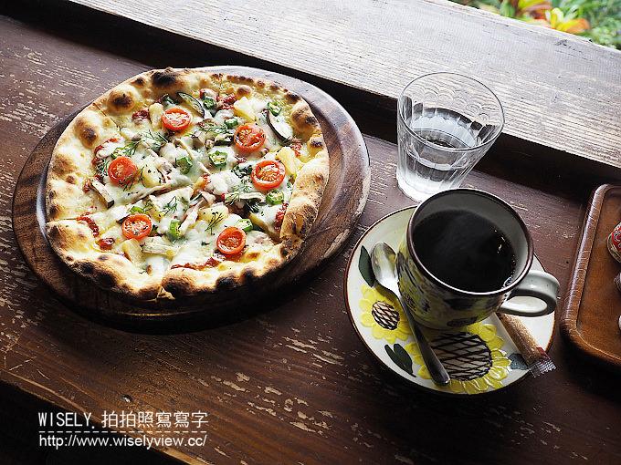 《日本。沖繩南部餐廳》山的茶屋‧樂水~眺望山林大海美景,放空療癒心靈的好去處