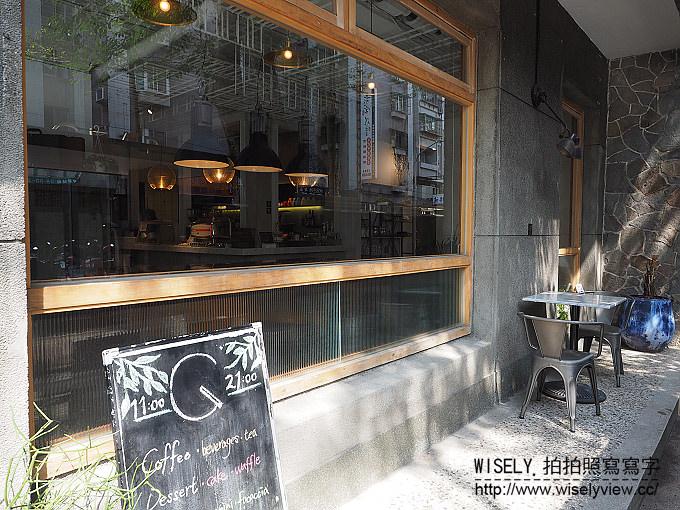 《台北市中正區。淡水信義線。捷運中正紀念堂站美食》Café de Gear@台鐵宿舍改建咖啡館