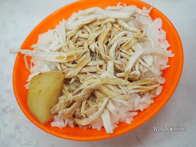 《台北萬華。捷運龍山寺站美食》梧州街夜市美食@古早味香菇肉羹、排骨酥、魯肉飯&雞肉飯