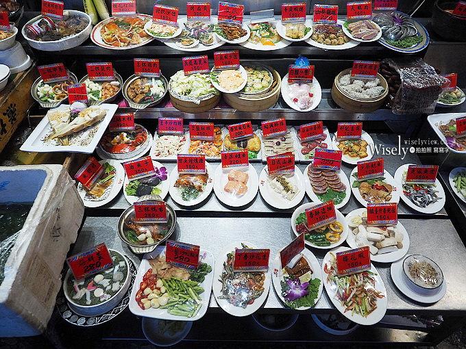 《台北中山。捷運松江南京站美食》好記擔仔麵/阿美飯店@吉林路上懷舊台式料理