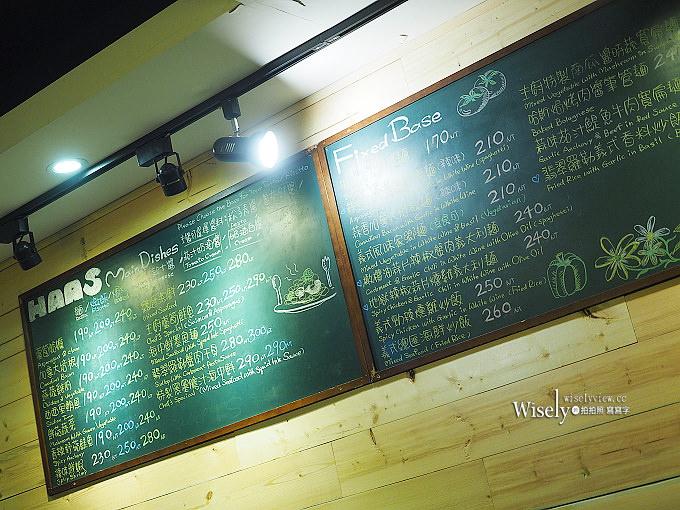 《台北大安。捷運台電大樓站美食》HAAS 哈斯義式餐坊@師大夜市老牌平價義大利麵