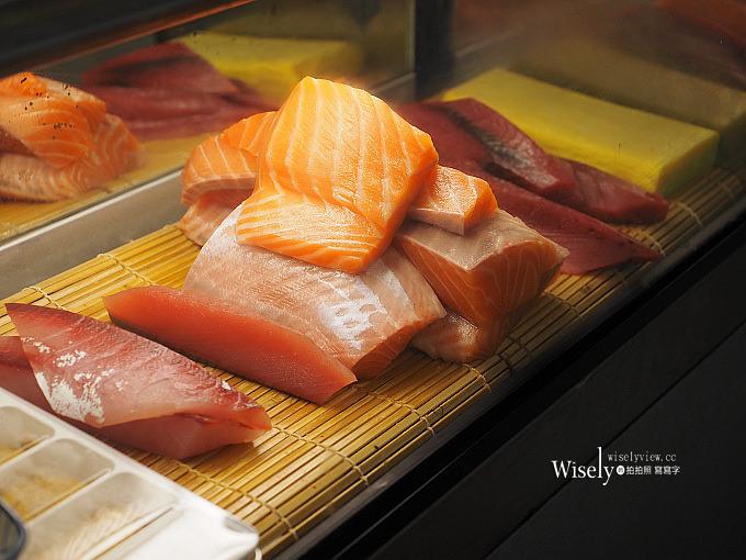 《台北大安。捷運六張犂站美食》壽司爸(丼飯、壽司)@新鮮豐富實在且口味一流