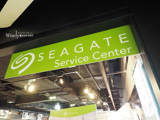 《希捷台北服務中心。Seagate Service Center》快速處理保固換貨&資料救援相關服務~三創數位園區3F