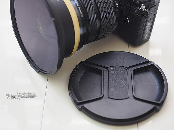 《攝影開箱文。STC 濾鏡》OLYMPUS 7-14mm F2.8 PRO 鏡頭專用遮光罩濾鏡組