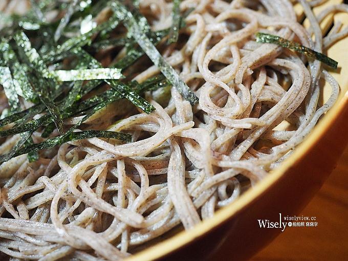 《日本埼玉。秩父美食》秩父『入船』蕎麥麵@鄰近秩父神社旁,文化財老宅手打麵美食