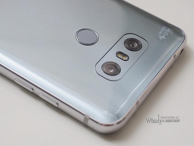 《手機開箱。實拍評測》一手掌控的LG G6:雙主鏡頭+前後雙廣角、IP68防水防塵、18:9螢幕比、5.7吋QHD+螢幕