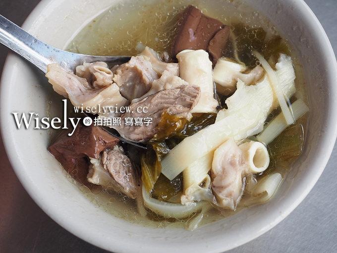 《台中美食。南屯》源爌肉飯:美味不油膩竹籤焢肉飯,還有必嚐豐富的好料綜合湯