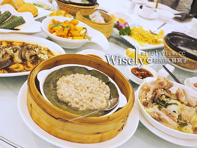 《澳門美食。花城區》六棉酒家:在地推薦的正宗粵式老菜館,港點煲湯絕佳美味
