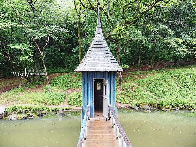 《日本埼玉。飯能景點》Moomin嚕嚕米主題公園/あけぼの子どもの森公園@交通資訊
