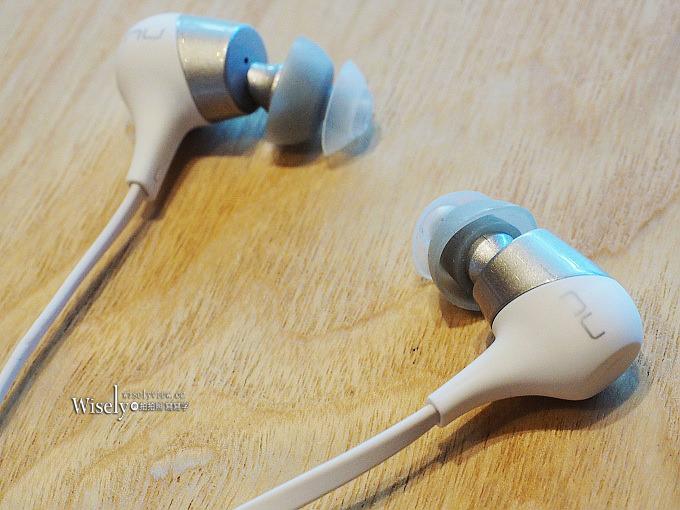 《開箱。藍牙耳機》(奧圖碼) Optoma NuForce BE Lite3:10小時續航、內建麥克風、防彈絲強化耳機線 & 運動防汗適用